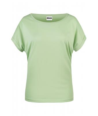 Damen Ladies' Casual-T Soft-green 8377