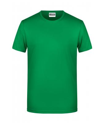 Men Men's Basic-T Fern-green 8474