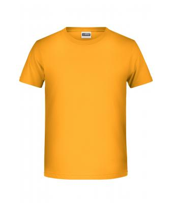 Kids Boys' Basic-T Gold-yellow 8477