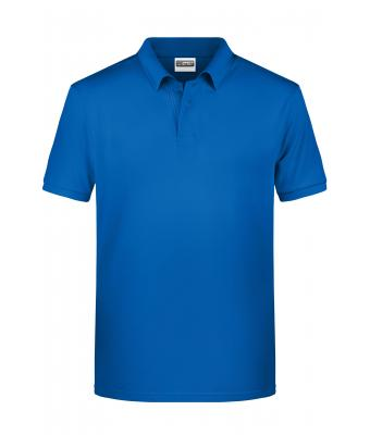 Uomo Men's Basic Polo Royal 8479