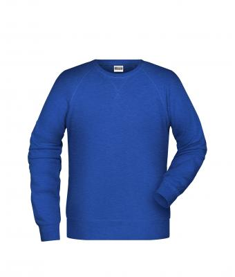 Men Men's Sweat Ink-melange 8653
