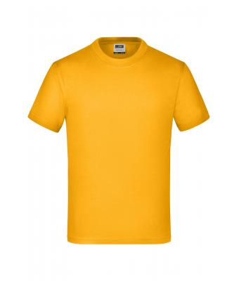 Kids Junior Basic-T Gold-yellow 7197