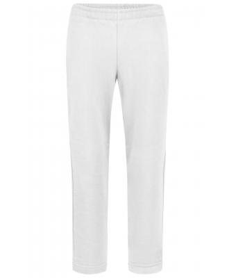 Kids Junior Jogging Pants White 7910