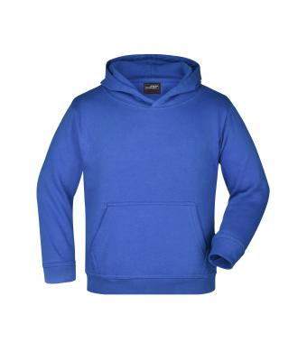 Kids Hooded Sweat Junior Royal 7219