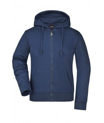 Ladies Ladies' Hooded Jacket Navy 7225
