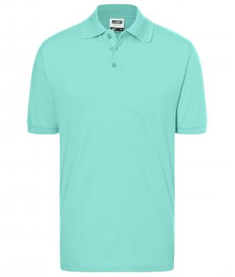 Men Classic Polo Mint 7240