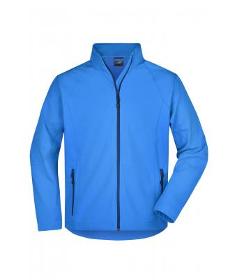 Men Men's Softshell Jacket Azur 7281