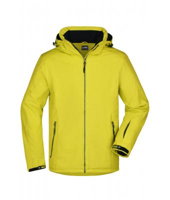 Herren Men's Wintersport Jacket Yellow 8097