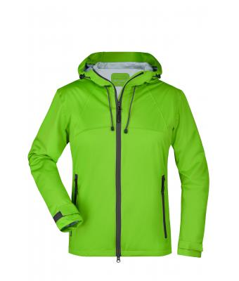Damen Ladies' Outdoor Jacket Spring-green/iron-grey 8280