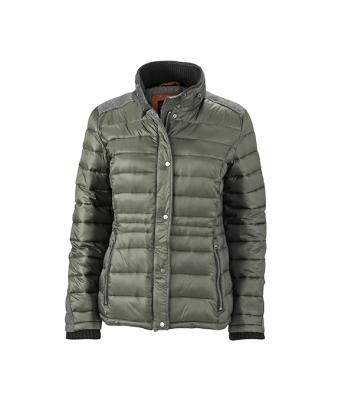 Ladies Ladies' Winter Jacket Pine-green 8298