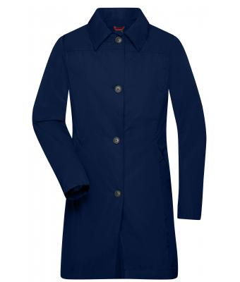 Damen Ladies' Travel Coat Navy 8521