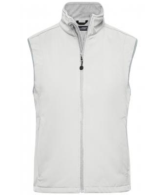 Donna Ladies' Softshell Vest Off-white 7310