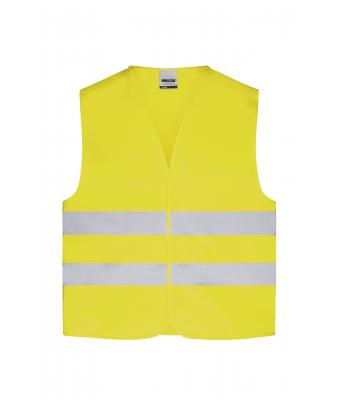Bambino Safety Vest Junior Fluorescent-yellow 7348