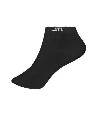 Unisex Function Sneaker Socks Black 7351