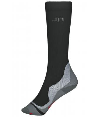 Unisex Compression Socks Black 7353