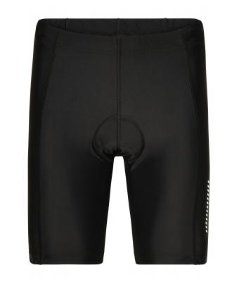 Unisex Bike Short Tights Black 7378