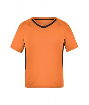Kinder Team-T Junior Orange/black 7394