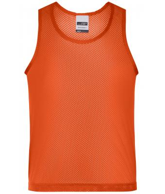 Unisexe Chasuble Orange 7438