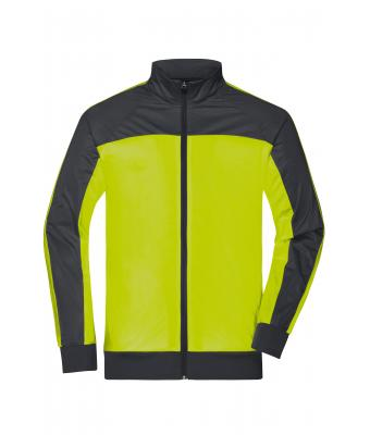 Unisex Training Team Suit Carbon/acid-yellow 8181
