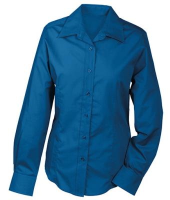 Ladies Ladies' Promotion Blouse Long-Sleeved Royal 7526