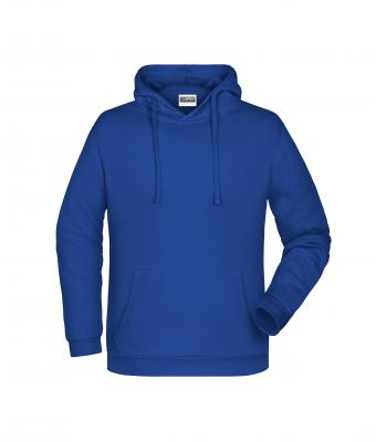 Herren Promo Hoody Man Dark-royal 8628