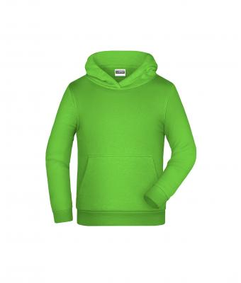 Kinder Promo Hoody Children Lime-green 8630