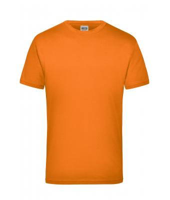 Men Workwear-T Men Orange 7534