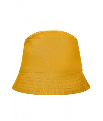 Unisex Bob Hat Gold-yellow 7575