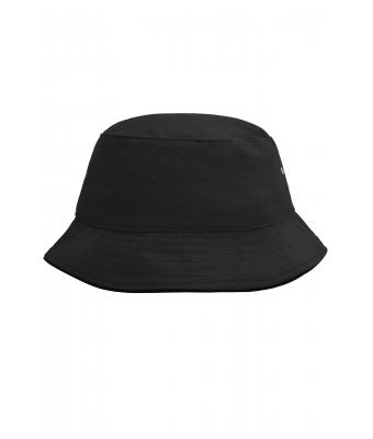 Ladies Fisherman Piping Hat Black/black 7579