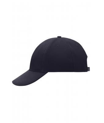 Unisex 6 Panel Cap Low-Profile Navy 7585