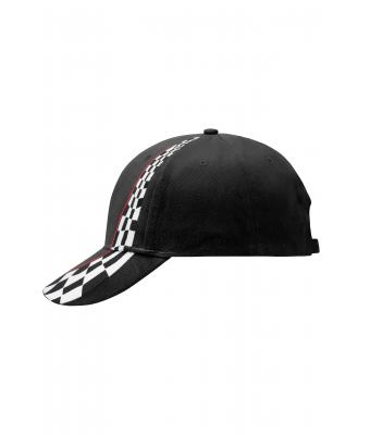 Unisex Racing Cap Black 7595