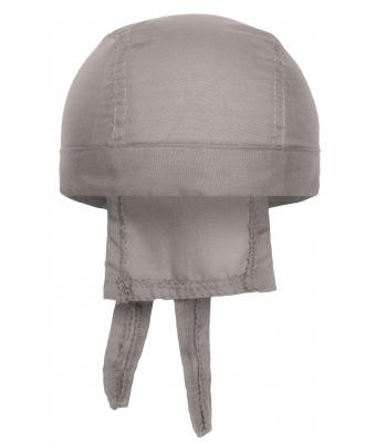 Unisex Bandana Hat Light-grey 7597