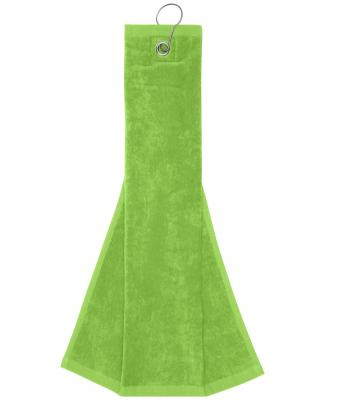Unisex Golf Towel Lime-green 8009