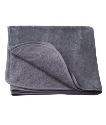 Unisex Functional Sauna Sheet Carbon 8010