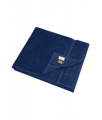 Unisex Bath Towel Navy 8229