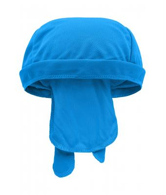 Unisex Functional Bandana Hat Bright-blue 7763