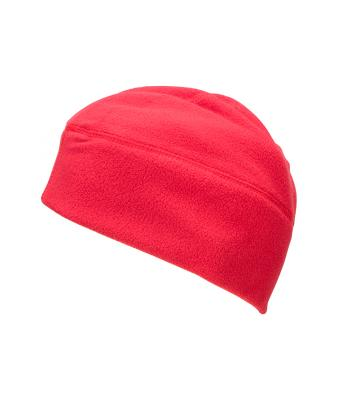 Unisexe Bonnet polaire Workwear Rouge 8438